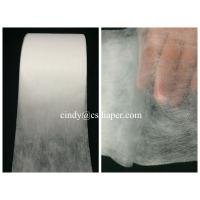 China Hydrophilic nonwoven fabric for diapers top sheet on sale