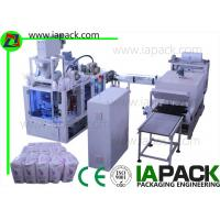 Buy cheap 1KG-2KG Flour Paper Bag Packing Machine 6-22bags/min 7kw Power With Heat from wholesalers