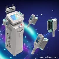 China 5 handles cryolipolysis body slimming beauty equipment for clinic in advance wholesale