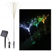 China Solar 100 Led Diy Variable styling Firework Lights wholesale