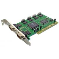 China PCI to Serial 6-port Controller Card, Moschip 9865 Chipset, PCI Serial Parallel Card wholesale