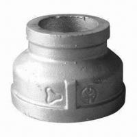 Malleable Pipe Fitting Reducer with ISO 9001: 2000 Mark