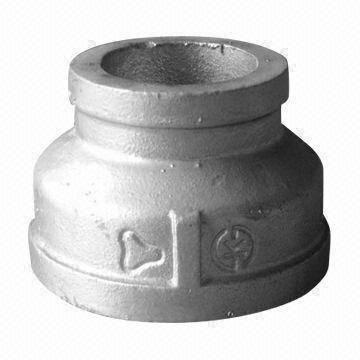 Quality Malleable Pipe Fitting Reducer with ISO 9001: 2000 Mark for sale
