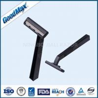 China Smooth Cool Glide Double Blade Razor , Stainless Steel Double Edge Shaving Razor wholesale