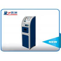 Buy cheap Freestandingticket vending kiosk with operated managementinternet from wholesalers