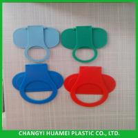 China Direct sale two different size folding wall mount cell phone holder wholesale