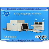 Buy cheap High Powerful 10080 X Ray Single Operation Table Security Luggage Baggage Scanner Checked Detector Machine Airport from wholesalers