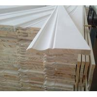 China construction buildings, primed wood moulding, baseboard wholesale