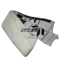 China 2015 warm style and fashion soft knitted scarves FS031 wholesale