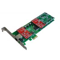 China High sercurity!telephony card with pci express interface for voip pbx wholesale