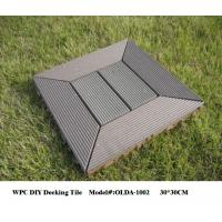 China DIY wood composite decking 30cm*30cm (OLDA-1002) wholesale