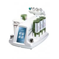 China Beauty Oxygen Jet Machine Clean Acne Scars And Skin Tightening Machine on sale