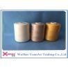 China Café 100% calvo de grande resistência colorido do branco da linha de costura do poliéster Rosa wholesale