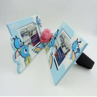 China Personalized 2d/3d Soft PVC Photo Frame / Rubber Picture Frame For Advertisement Gift wholesale