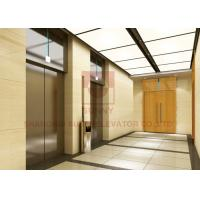 China Small Machine Room Elevator / Safe And Stable Passenger Lift And Elevator on sale