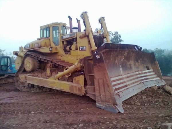 Quality Biggest Used Caterpillar D11N Crawler Bulldozer For Sale for sale