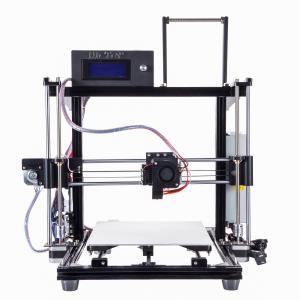 Buy cheap A máquina diy de alumínio a mais rápida da impressora do Desktop 3d, mais impressora dimensional do estábulo 3 from wholesalers