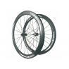 China BIKEDOC 50MM Carbon Road Bike Wheels R13 Hub White Sticker High TG Bicycle Wheel wholesale