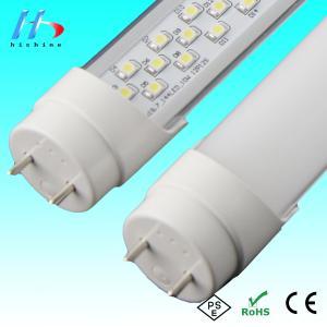 China Aluminum Alloy / PC Epistar 3528 8W T8 795 lm LED Lights Tube on sale
