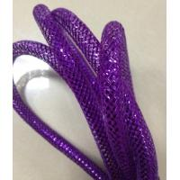 China Cable Mesh Sleeve Fireproof protective sleeving For Hair clip hoop and Light String wholesale