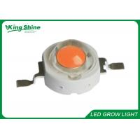 China Warm White High Power Cree Led Chip Bridgelux 3W Full Spectrum wholesale
