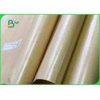 Buy cheap Customized Good Grade Disposable 50g 60g PE Coated Paper Rolls For Food Grade from wholesalers