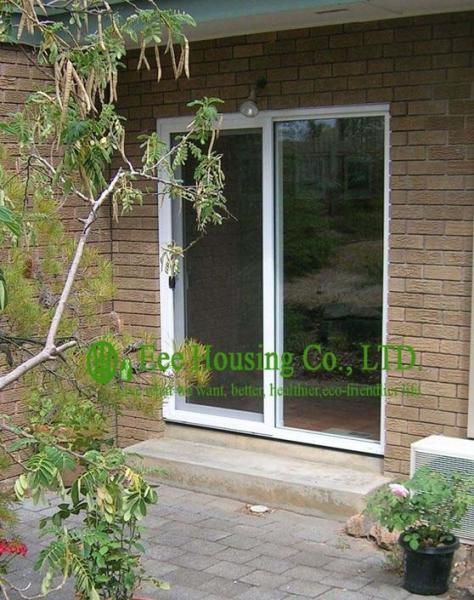 Anti fire wooden doors windows images for Eco friendly doors