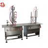 China Saco na máquina de enchimento da válvula para barbear o gel wholesale