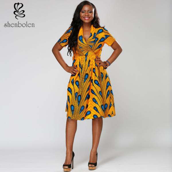 100% cotton African print suit Ankara batik wax sleeveless wholesale ...