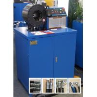 China Ce Certificated Big Force 2 Hydraulic Hose Crimping Machine Swager Km-91c-6 on sale