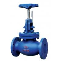 China DIN3356 PN16 Stainless Steel Globe Valve Flange Connection BS Standard wholesale
