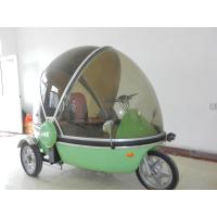 China 200kgs load Top quality full closed three wheels tricycle wholesale
