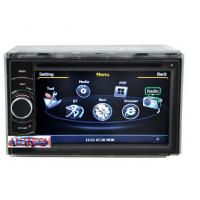 Universal6.2inch Universal 2 Din Car Stereo GPS Navigation Multimedia DVD Player Headunit