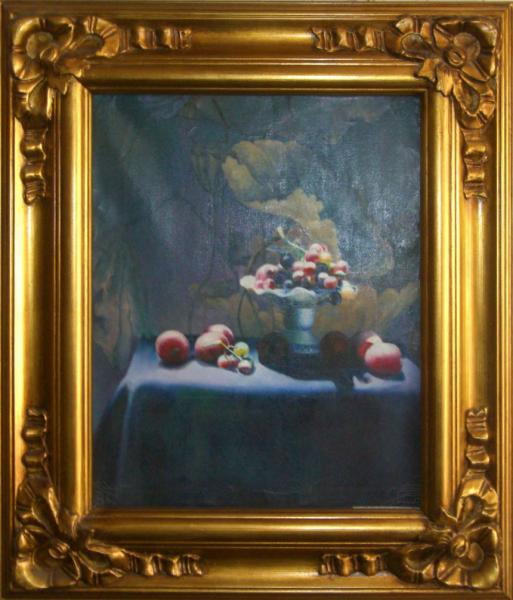 Antique Type Oil Painting Frame Images