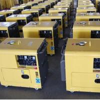 High quality 5kw  silent portable  diesel generator factory price