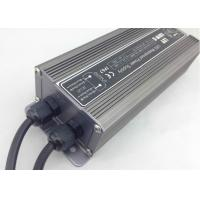 China 120 Watt Waterproof LED Power Supply Short Circuit Protection For LED Signboard wholesale