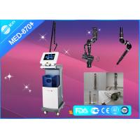China Scars Removal CO2 Fractional Laser Machine wholesale