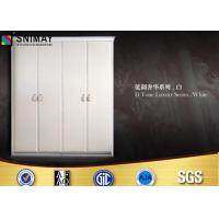 Simple European Wardrobe Sliding Door Standard Home Bedroom Furniture