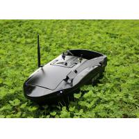 China DEVICT bait boat DEVC-110 black ABS / plastic type  rc fishing boat wholesale