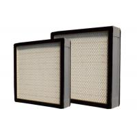 China Cleanroom Portable Hepa Air Filters / Hepa Air Conditioning Filter on sale
