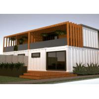 China Prefab Modular Combined Modified Shipping Container Home Demountable Housing USA wholesale