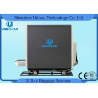 China Dual View Middle Size 6040 Baggage Scanner , 2 X-ray Generator Security Scanner wholesale