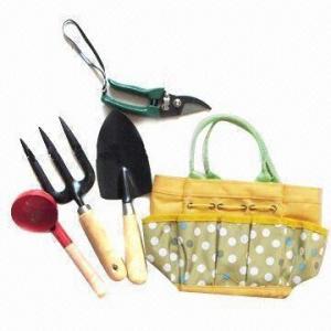 China Garden Tool Set with Handbag wholesale