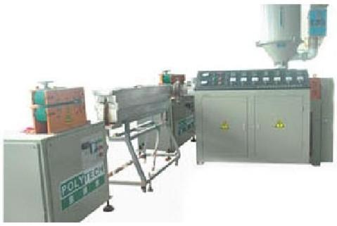 Quality PVC / PE / ABS Plastic Film Coating Production Line / Plastic Extrusion Line For Decoration for sale