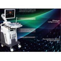 China CE / ISO Approved Ultrasound Scanner Medical Surgical Equipment with Color Doppler wholesale