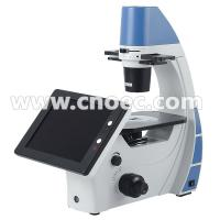 China 10 LCD LED Inverted Phase Contrast Microscope Binocular A33.0901 wholesale