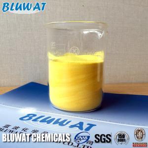 China 35% Al2O3 Polyaluminium Chloride Water Purifying Chemical for Drinking Water Treatment wholesale
