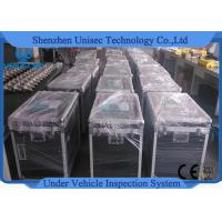 China Professional Under Vehicle Scanner , Under Car Inspection Mirror 22 Inch LCD Screen wholesale