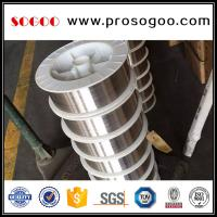 Buy cheap Nickel alloys ams 5687 inconel 600 wire from wholesalers