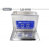 SUS304 4 Liter PCB Digital Ultrasonic Cleaner Bath Ultrasonic Washer